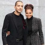 The happy couple at Milan Fashion Week