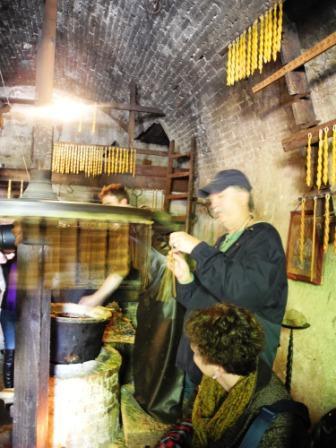 candle maker Bevagna