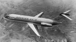 The DC9 was cool because it was thie first plane I ever flew with the tail mounted engines!