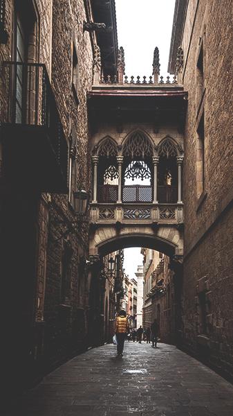 Barcalona Gotico Arch