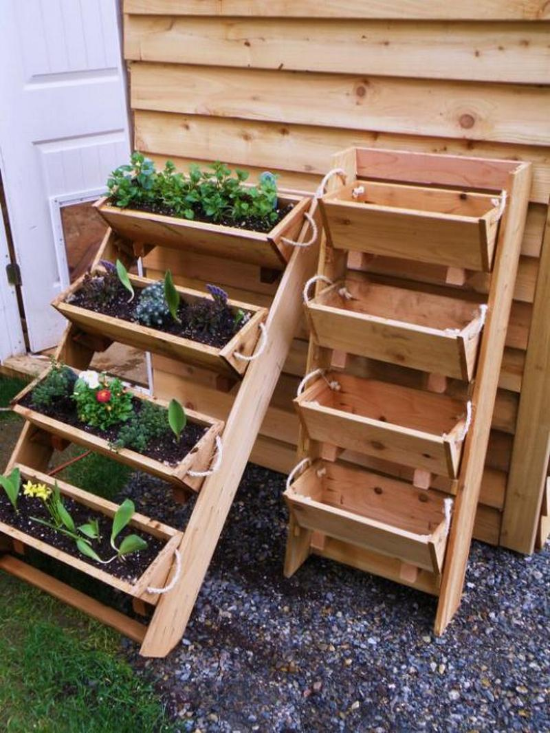 Fullsize Of Upright Garden Planters