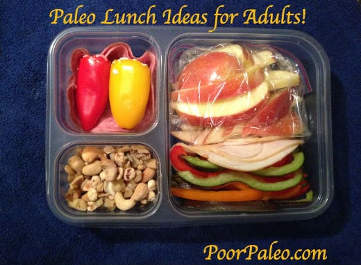 Paleo Lunch Box