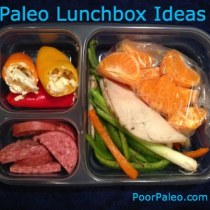 Paleo Adult Lunch Box 2