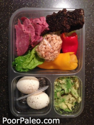 Paleo Adult Lunch Box 7