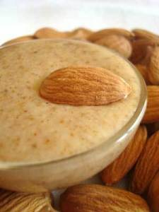 is almond butter paleo