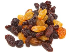 are raisins paleo