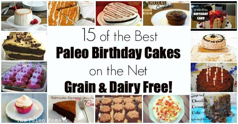 Paleo Baby Food Cake III