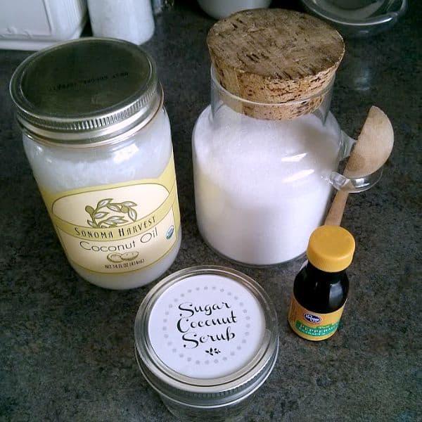 Coconut-Oil-Sugar-Scrub-Ingredients