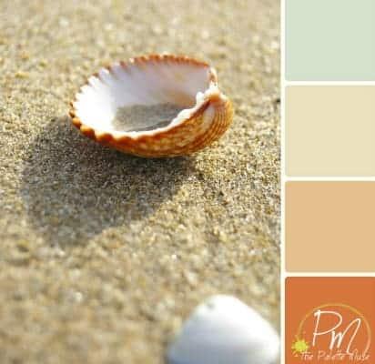 Beachy Palette