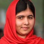 Malala Yousafzai, the 16-year-old Pakistani advocate for girls education who was shot in the head by the Taliban in 2012, officially opens The Library of Birmingham in Birmingham, central England, on September 3, 2013. Pakistani activist Malala Yousafzai, shot in the head by a Taliban militant last October after campaigning for girls' right to education, gave an address as she officially opened the new Library of Birmingham. AFP PHOTO / PAUL ELLIS
