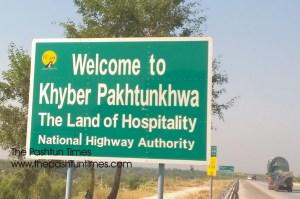 Welcome To Pashtunkhwa
