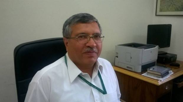 Dr. Wiqar Ali Shah