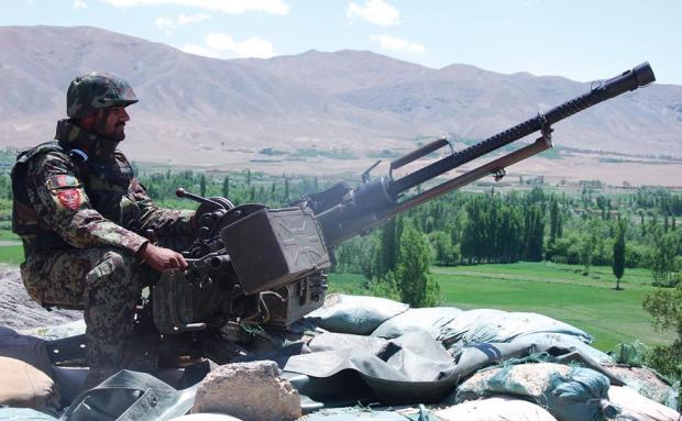 Afghan-army-clash-with-Taliban-in-Wardak