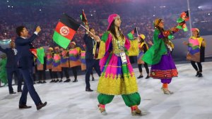 Afghan-athletes-in-Olympics
