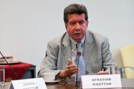 Afrasiab Khattak