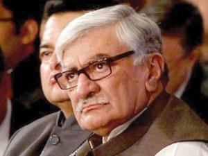 Asfandyar Wali Khan, President ANP