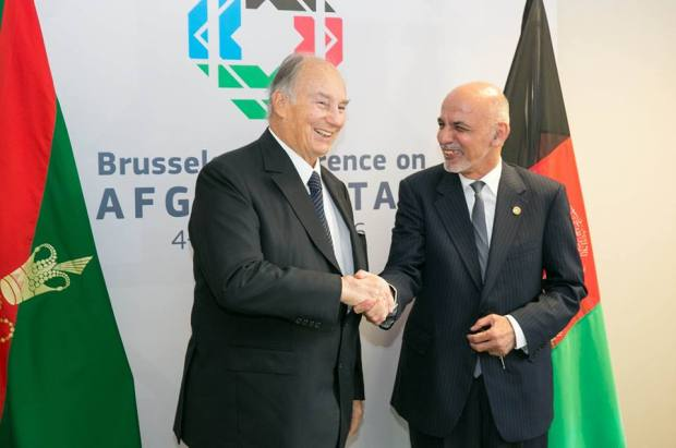 aga-khan-in-brussels-conference-on-afghanistan