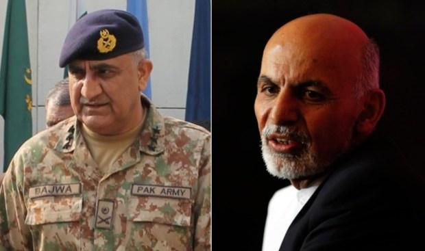Bajwa-calls-Ghani