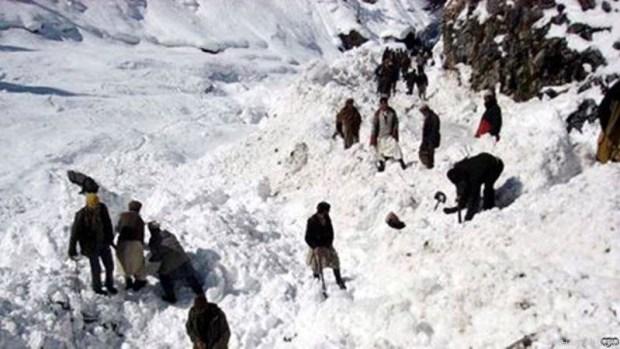 Badakhshan-Snowfall