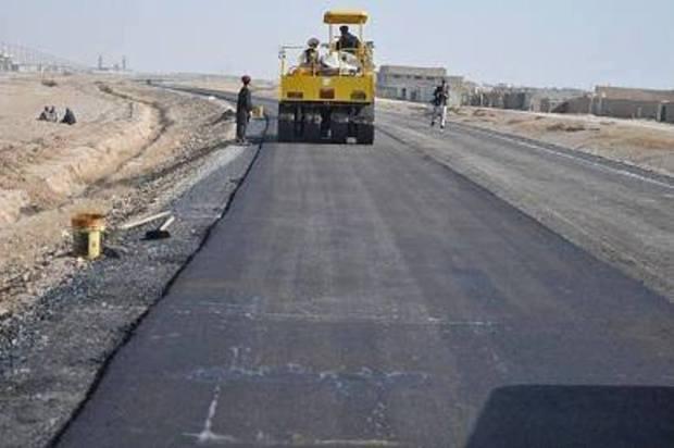 Jalalabad-Torkh-highway