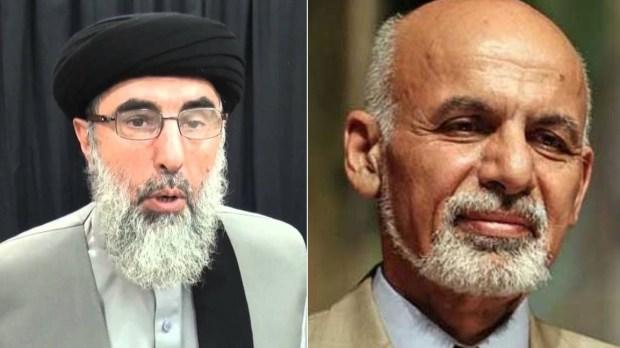Ghani-and-Hekmatyar