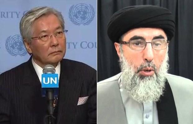 UN-envoy-meets-Hekmatyar