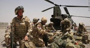 uk troops