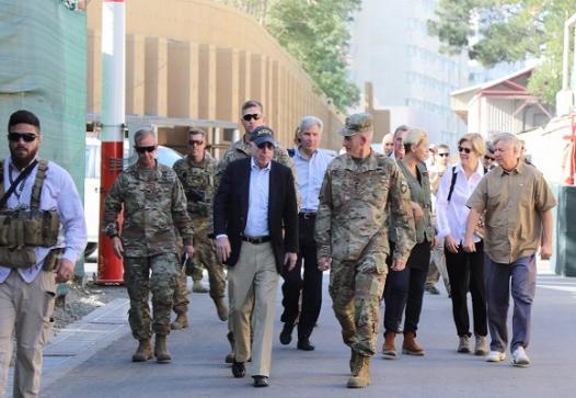 McCain in Kabul