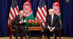 Ghani-and-Trump-meeting