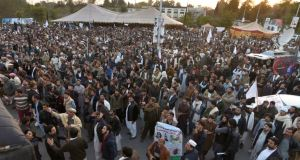 Islamabad: Activists claim state following 'racist' policy against Pashtun community.