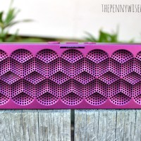 Jawbone Mini Jambox Bluetooth Speaker {Review & Giveaway}