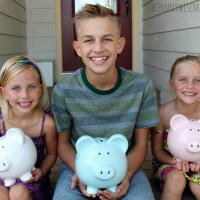 3 Activities to Teach Your Kids Good Financial Habits + Giveaway
