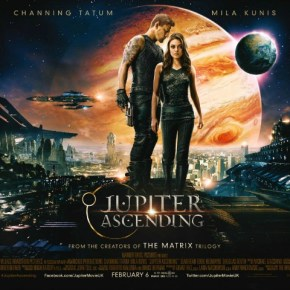Jupiter Ascending Main UK Quad