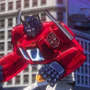 Transformers Peter Cullen