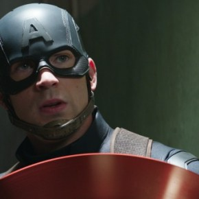 Captain America Civil War Cap