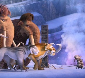 Ice Age New collision course march