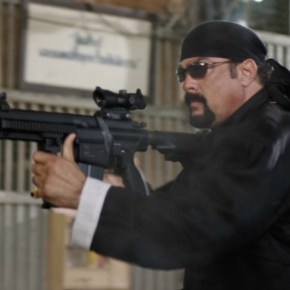 The Asian Connection - Seagal Gun