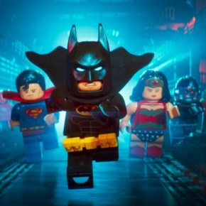 Lego batman movie JL