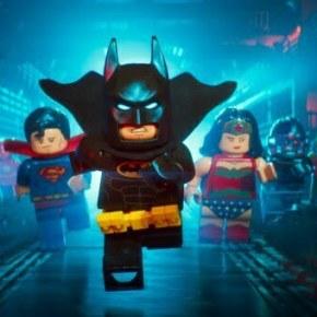 Lego batman movie JL