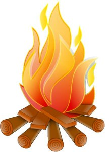 firewood clipart