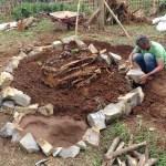 Building a Herb Spiral