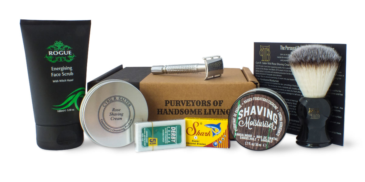 July 2016 wet shaving subscription box line up