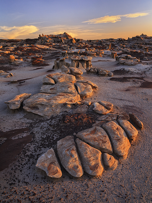 Bisti Badlands photos by tPE member Scott Mathews (2/3)