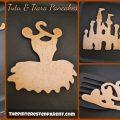 Tutu & Tiara Pancakes