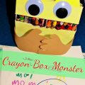 Crayon Box Monster