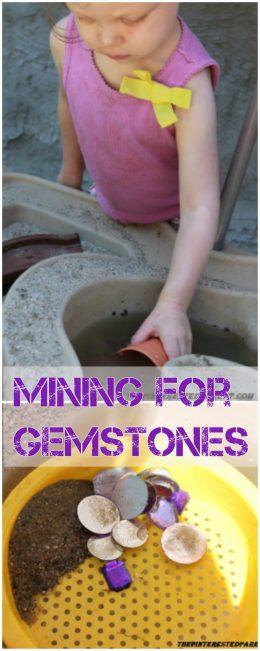 Mining For Gemstones