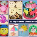20 Paper Plate Crafts