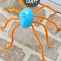 Daddy Long Legs Spider Craft
