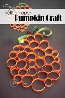 pumpkin-craft-rolled-paper
