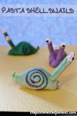 Pasta-Shell-Snails